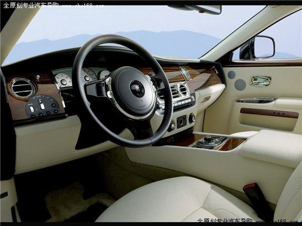 399万顶级轿车 劳斯莱斯古思特看点解读