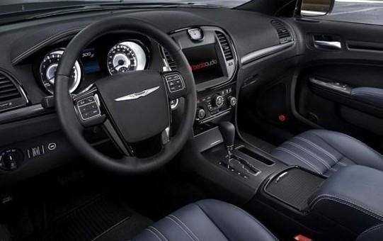 克莱斯勒新款300S官图发布 2014年进口高清图片