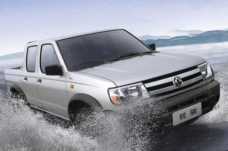 郑州日产 锐骐皮卡 2wd qd80柴油标准型 国ⅲ 2009款 锐高清图片