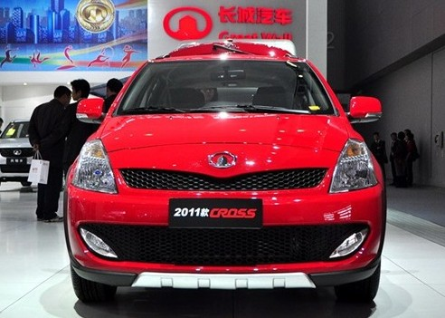 炫丽CROSS 1.5L MT 2011款