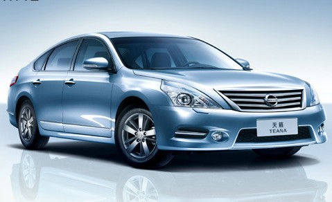 2013款天籁2.5XL NAVI-Tech
